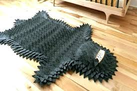 bear rug fake skin with head faux animal rugs ikea pattern faux skin rug