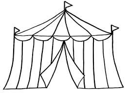 Small Picture tent coloring pages