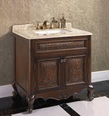 bathroom vanities 36 inch. legion 36 inch vintage single bathroom vanity brown finish vanities 0