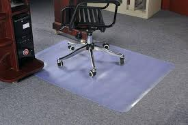 pvc home office chair. Desk Chair Mat For Carpet Lovely Office In Creative Interior Decor Home With . Pvc T