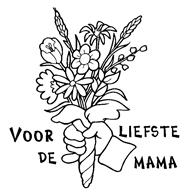 Moederdag Kleurplaten Speciaal Een Kleurplaat Maken Voor Je Moeder