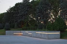 innovative lighting and design. Bl Innovative Lighting With Stainless Steel Stair And Step Lights L Andscape Contemporary Concrete Wall Design