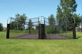 batting cage tensioning cuff