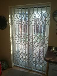 hinged patio doors french door grille