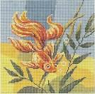 Схемы для вышивки крестом скачать бесплатно рыбки