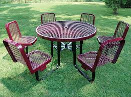 mercial Park Benches Picnic Tables and Site Furnishings
