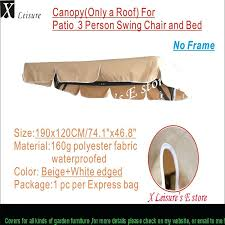 outdoor swing canopy canopy replacement for patio swing swing chair with 3 swing canopy replacement