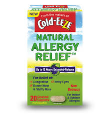 Choosing the Right Cold-EEZE® - Cold-EEZE