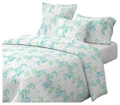 herringbone arrows in blue amp green green arrows cotton duvet cover southwestern duvet covers and duvet sets by roostery
