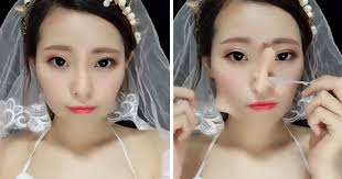 Makeup for asian people