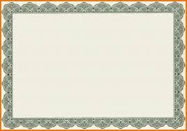 Certificate Outline Certificate Template Png Transparent Certificate Template