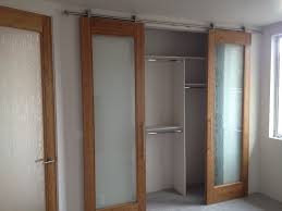barn style closet doors modern sliding with gl inserts inside decorations 1 in 5