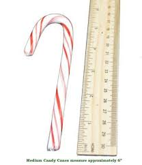 Brach S Medium Size Peppermint Candy Canes 20 Box Candy Favorites
