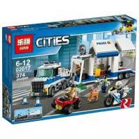 <b>Конструктор</b> LEGO <b>City</b> 60139 Мобильный командный центр в ...