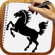 Learn To Draw Horses Aplikace Na Google Play