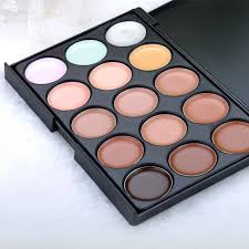 professional concealer palette 15 colors concealer face cream care camouflage makeup base palettes cosmetic in concealer from beauty health on
