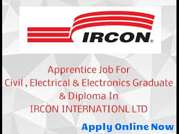 apprentice job for civil electrical and electronics graduate and  apprentice job for civil electrical and electronics graduate and diploma in ircon internationl