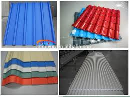 upvc plastic energy saving roof sheet types of roofing materials heat resistant acrylic corrugated pmma
