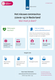 Nieuwe maatregelen tegen verspreiding coronavirus in Nederland |  Nieuwsbericht