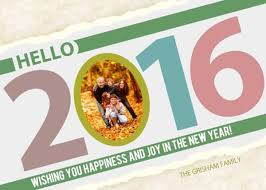 New Years Cards With Printique