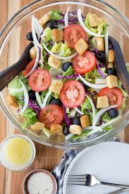 olive garden salad copycat