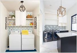 Laundry room lighting Home Take Leaf Out Of Your Mathematics Book With Geometric Lights Amazing Interior Design What Kind Of Laundry Room Lighting Do You Like