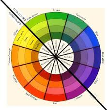 February 29 Color matching Wheel