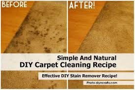 carpet cleaning solution with hydrogen peroxide homemade