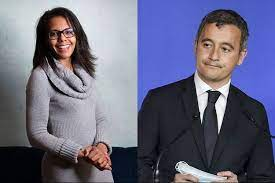 Audrey pulvar had returned there in particular on the demonstration of police officers which took place in front of the national assembly. Wljsvui9yvsljm