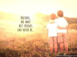 Quotes For Brothers Enchanting Birthday Wishes For Brother Quotes And Messages WishesMessages