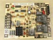 lennox furnace control board. lennox 100973-01 furnace control circuit board 1012-969 lennox g