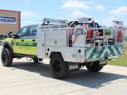 harris county esd 16 tx took delivery of a new skeeter rescue side alum 114 type 5 wildland engine job no 14352 02