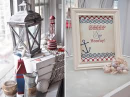 A Nautical Themed Baby Shower ...