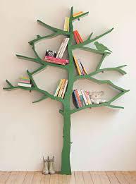 Tree Bookcase Elm Bookshelf Our New Shelf Design By