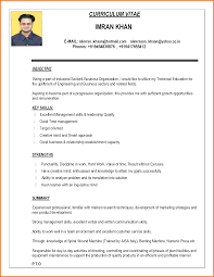simple resume format sample best almarhum simple resume format sample 73 simple resume templates o hloom formats verwante zoekopdrachten voor biodata