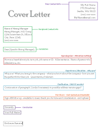 Job Resume Cover Letters