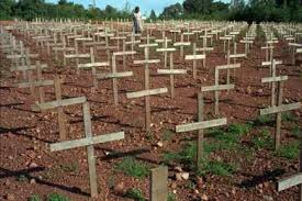 """rwanda extermination is dr stanton s stages model  they just started chopping chopping chopping"""" it is estimated that 800 000 tutsis and moderate hutus died in the 1994 genocide"""