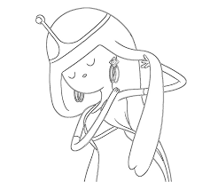 Small Picture Adventure time coloring pages finn ColoringStar