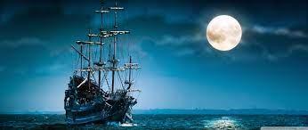 Black Pearl Ship - 2560x1080 - Download ...
