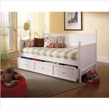 Buy Fashion Bed Group Casey Daybed without trundle, White in Cheap Price on  Alibaba.com