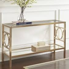 gold console table. Astor Console Table Gold E