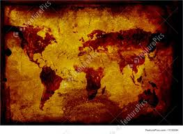 Trendy Grunge Backgrounds Maps Of The World Computer Designed Grunge World Map Background