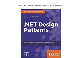 Design Patterns Pdf Awesome PDF] NET Design Patterns Download By Praseed Pai