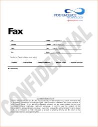 Fax Template Confidential Fax Cover Sheet Confidential Fax Cover