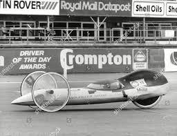Daniel Billington Setting New British Record Driving