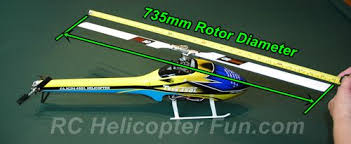 Rc Helicopter Size Chart Large Rc Helicopters