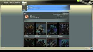 steam dota 2 cards and profile background youtube