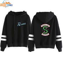 <b>2019 Riverdale</b> Hooded <b>Sweatshirts South</b> side Serpents Hot Sale ...