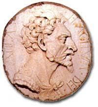 the fall of the r empire org  16th century medallion of attila the hun