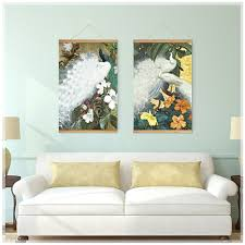 Paintings Living Room Compare Prices On Painting For Living Room Peacock Online